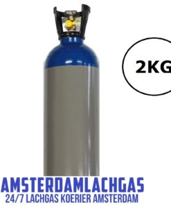 Lachgas fles / tank