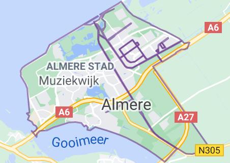 Lachgas almere