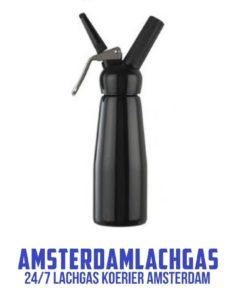 slagroomspuit amsterdam